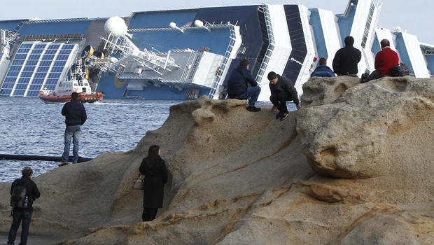 Search Resumes In Cruise Ship Amid Rough Seas CBS News - Cruise ship in rough waters