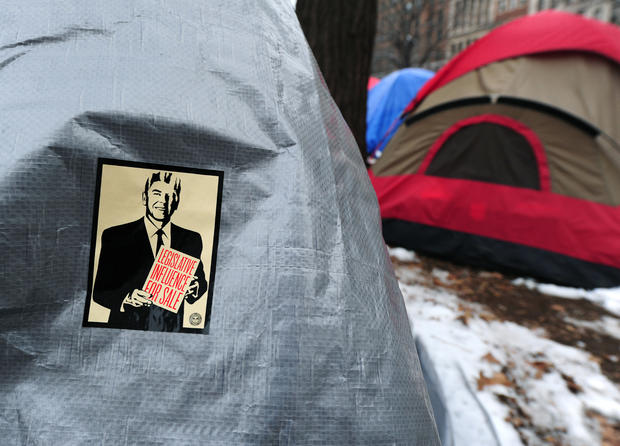 Occupy protests: Month 5