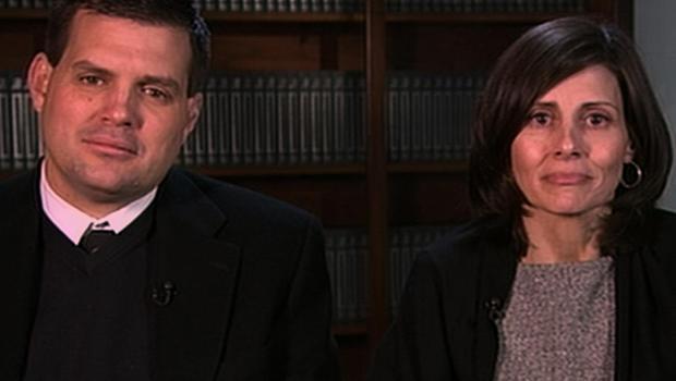 Jay Paterno and Mary Kay Paterno-Hort