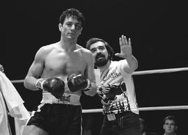"Martin Scorsese, Robert De Niro ""Raging Bull"""