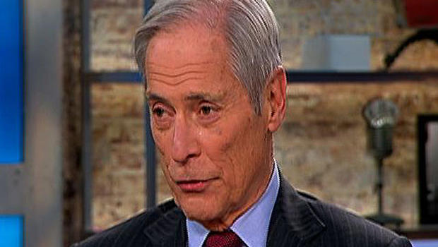"""""""60 Minutes"""" correspondent Bob Simon discusses returning to normal life after spending 40 days in captivity during the Persian Gulf War on """"CBS This Morning,"""" Jan. 27, 2012."""