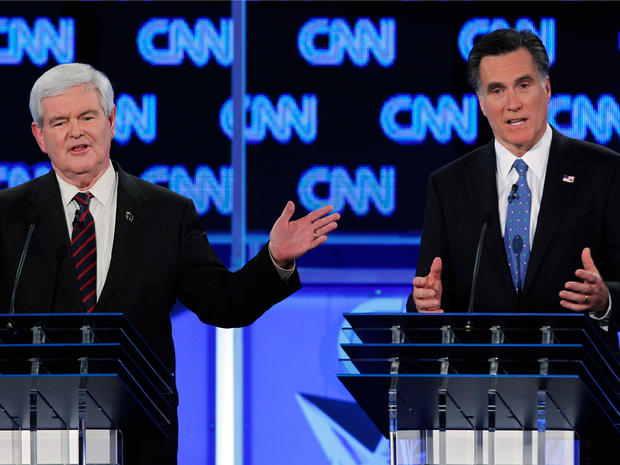 Schieffer: Gingrich made Romney a better debater