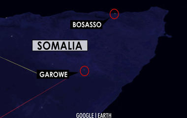 Using satellites to fight Somali piracy