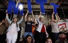 GOP dynamic reverses, Romney carrying Fla.