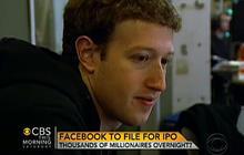 Facebook IPO near?