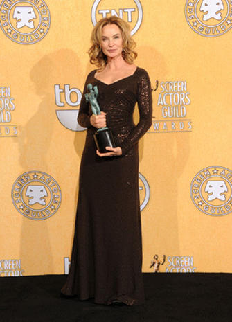 SAG Awards 2012 press room