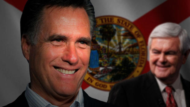 Romney on the rebound in Florida