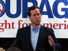 2012 - Florida Elections Rick Santorum speech