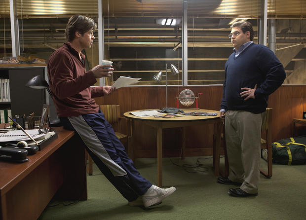 "Oscars 2012: ""Moneyball"""
