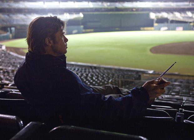Baseball on screen