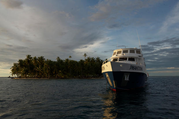 Behind the scenes: San Blas Islands