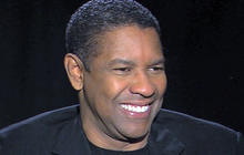 "Denzel Washington talks ""Safe House"""