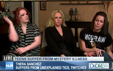 Doc treating twitching teens speaks out