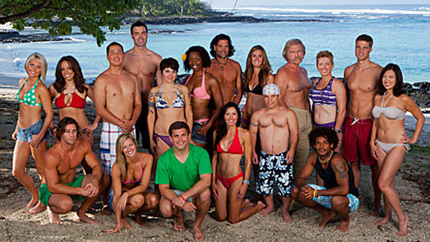 """Survivor: One World"""