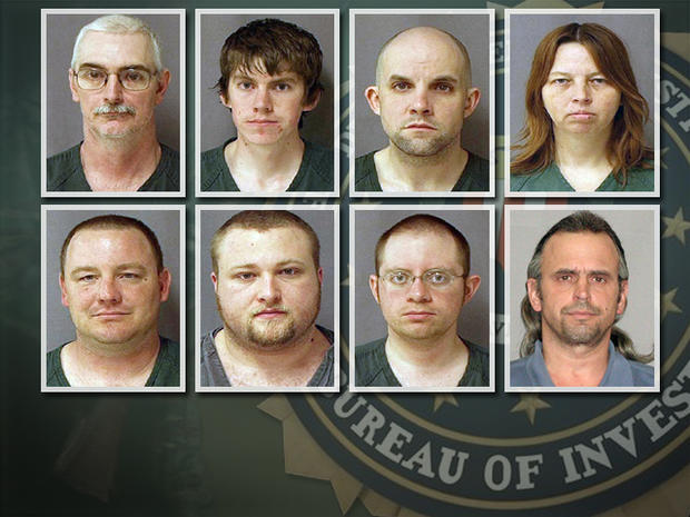 Militia arrests