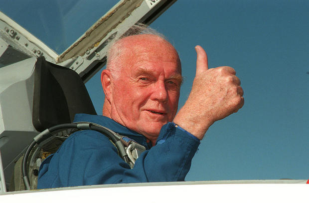 50th Anniversary: John Glenn and Friendship 7
