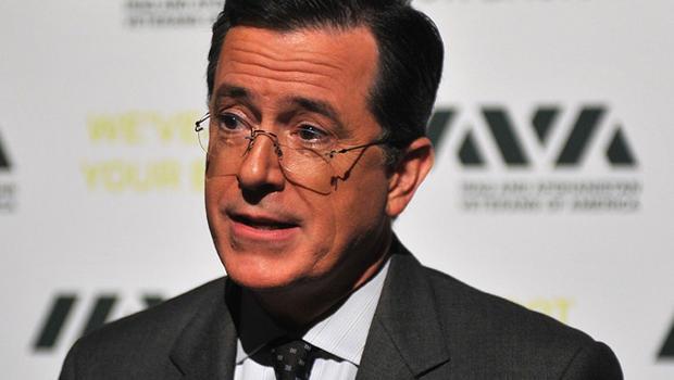 Colbert report books 2012