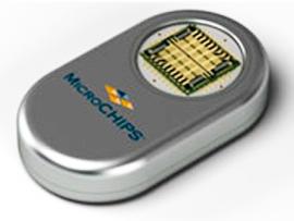 microchip implant
