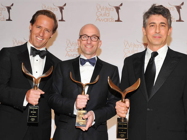 Writers Guild Awards 2012