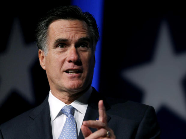 Romney outlines his plan to fix the economy