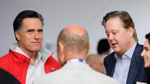 Mitt Romney, Brian France