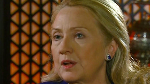 Sec. Clinton: U.S. reluctant to arm Syrian resistance