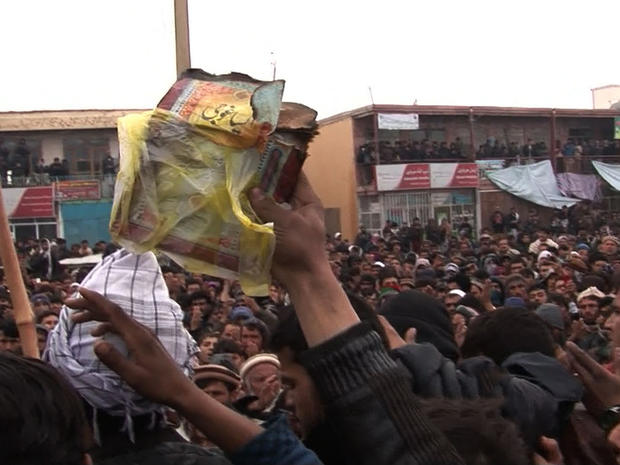 Quran burning backlash puts Afghan mission in question