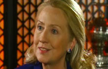 Clinton: There will be breaking point for Syria regime