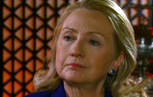 Sec. Clinton: U.S. limited in supporting Syrian resistance