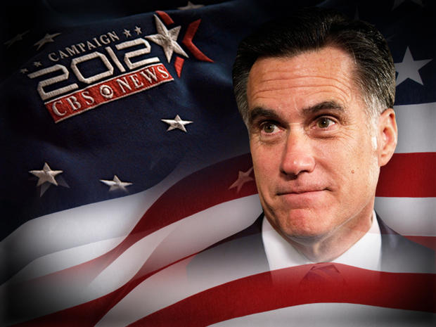2012 - Elections - Romney
