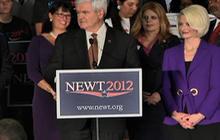Gingrich looks past Michigan & Arizona primaries