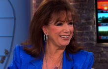 Jackie Collins: Queen of glitz and glamour