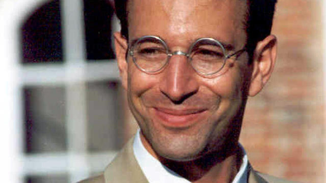 Wall Street Journal reporter Daniel Pearl is seen in this undated file photo.