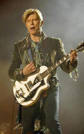 Aging rock stars
