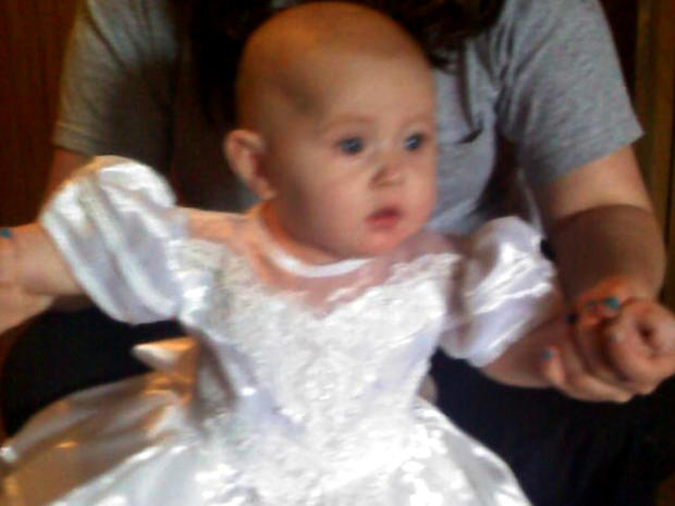 Angel Babcock briefly survived huge twister that tore through Henrysville, Ind. on March 2, 2012, and was found in a field, but later died. The rest of her family was killed, as well.