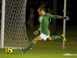 Mo Isom - LSU soccer