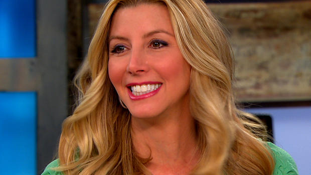 "Sara Blakely, founder of Spanx, on ""CBS This Morning."""
