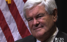 """Should Gingrich drop out for good of party? """"Nonsense"""""""