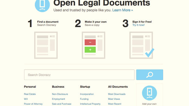 How To Get Legal Docs Without Hiring A Lawyer CBS News - Find legal documents