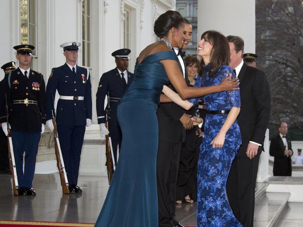 White House state dinner photos
