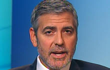 "George Clooney on Sudan crisis, ""Enough Project"""