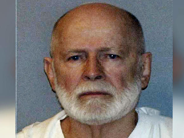 "James ""Whitey"" Bulger through the years"