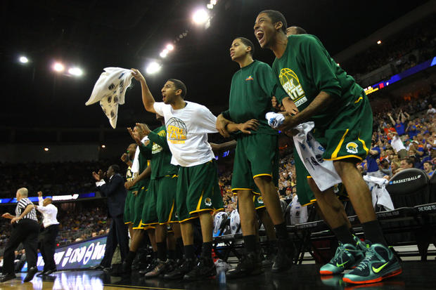 2012 NCAA Tournament: Opening rounds