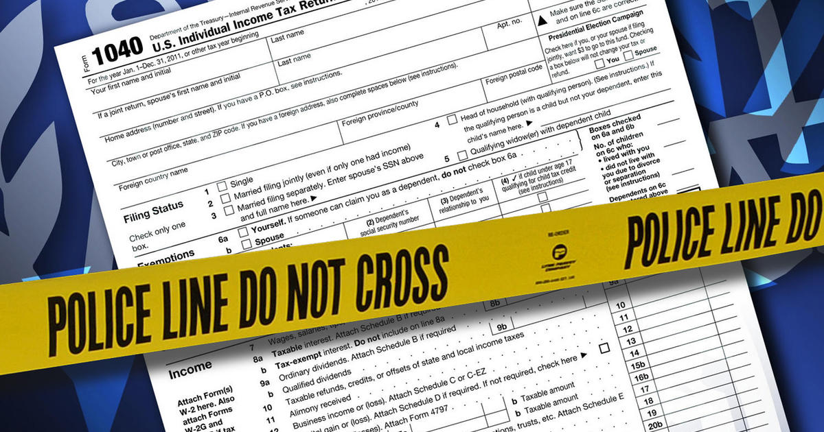 Irs Warns Tax Preparers About A New Refund Scam Cbs News