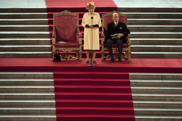 Queen Elizabeth II's Diamond Jubilee speech