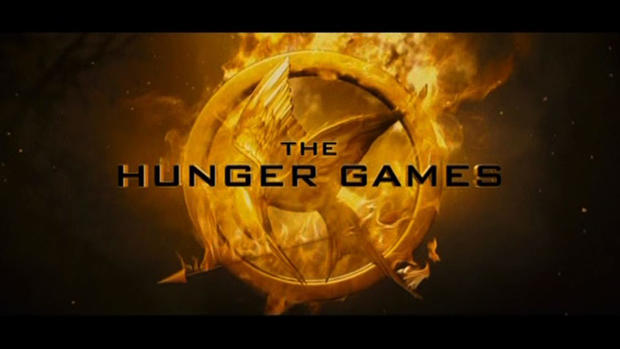 'The Hunger Games' plays social media
