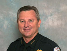 Sanford, Fla. Police Chief Bill Lee