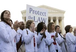 supreme court, health care