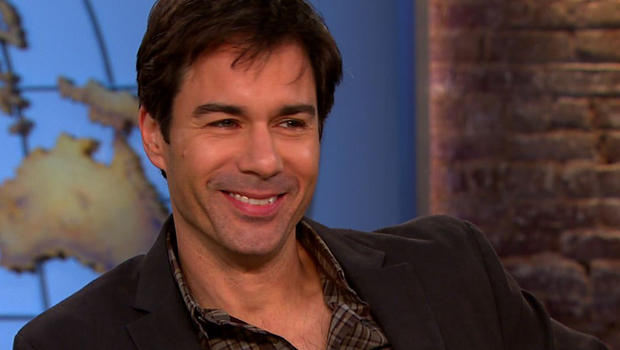 "Eric McCormack on ""CBS This Morning."""