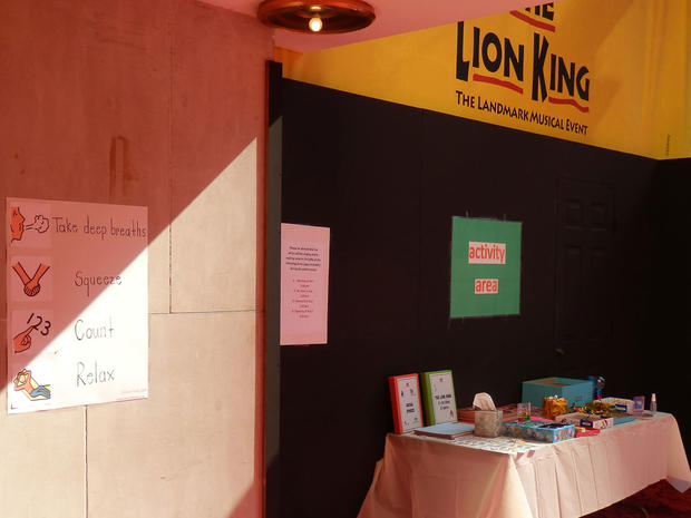 Autism-friendly theater: The Lion King on Broadway